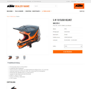 KTM Product